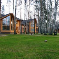 Luxury Log Cabin Russia Tunturi 837 4A